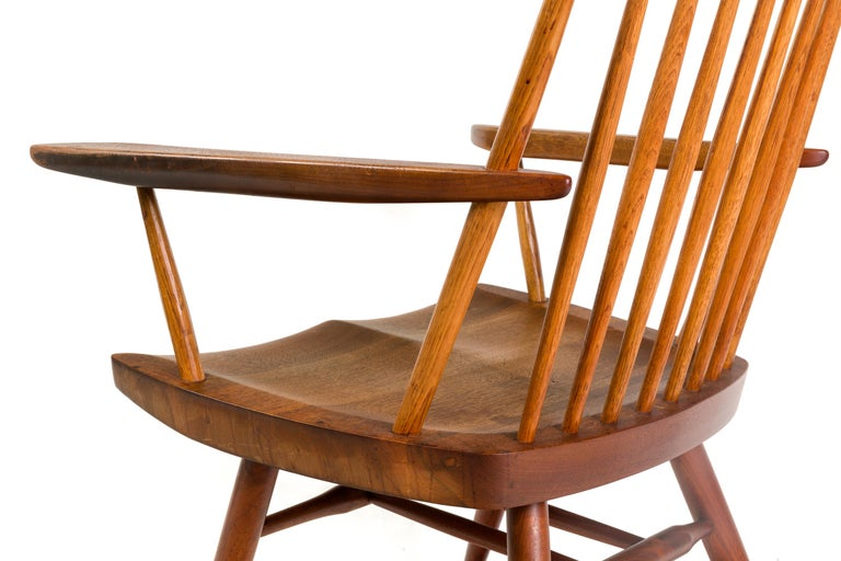 George Nakashima Walnut and Poplar