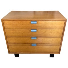 George Nelson 4-Drawer 'Basic Group' Dresser