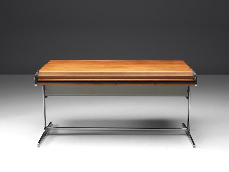 Mid-Century Modern George Nelson 'Action Office 1' Desk for Herman Miller For Sale