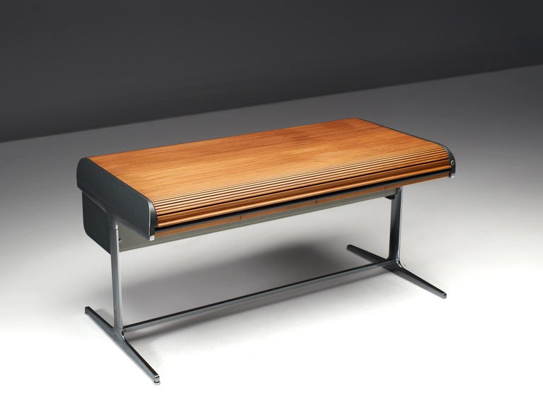 George Nelson 'Action Office 1' Desk for Herman Miller In Good Condition For Sale In Waalwijk, NL