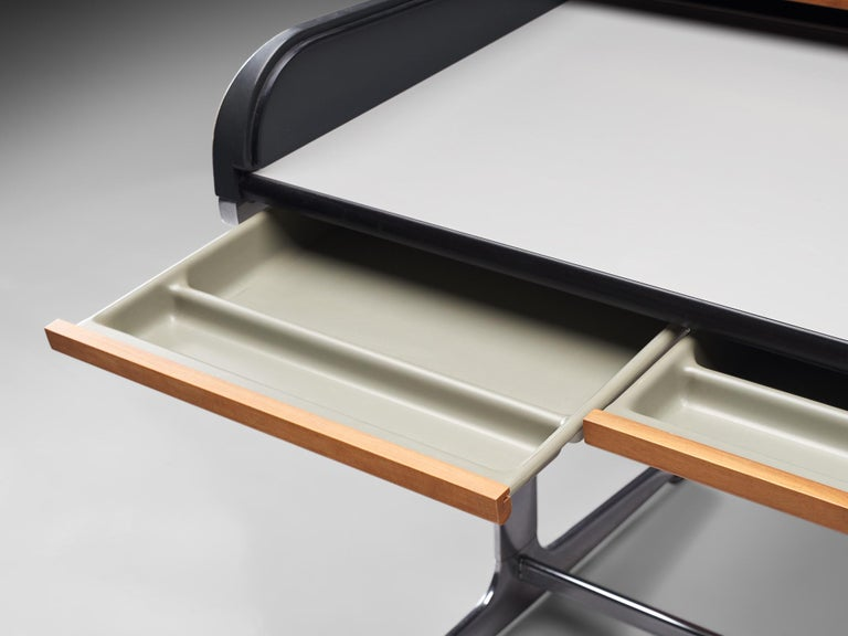 Aluminum George Nelson 'Action Office 1' Desk for Herman Miller For Sale