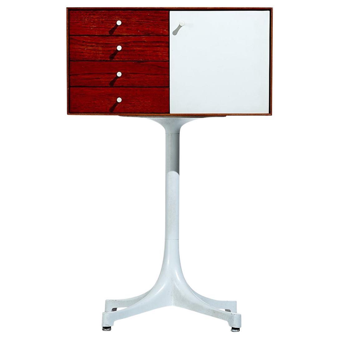George Nelson & Associates for Herman Miller Cabinet Model 5211