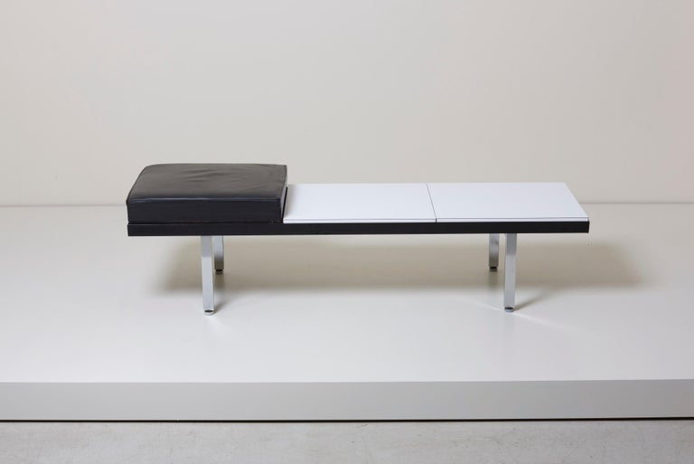 George Nelson Bench And Coffee Table For Herman Miller