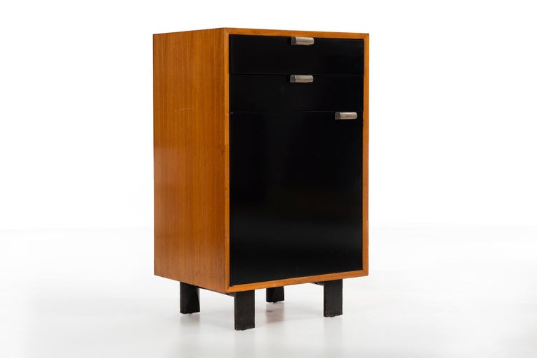 Mid-Century Modern George Nelson Cabinet For Sale