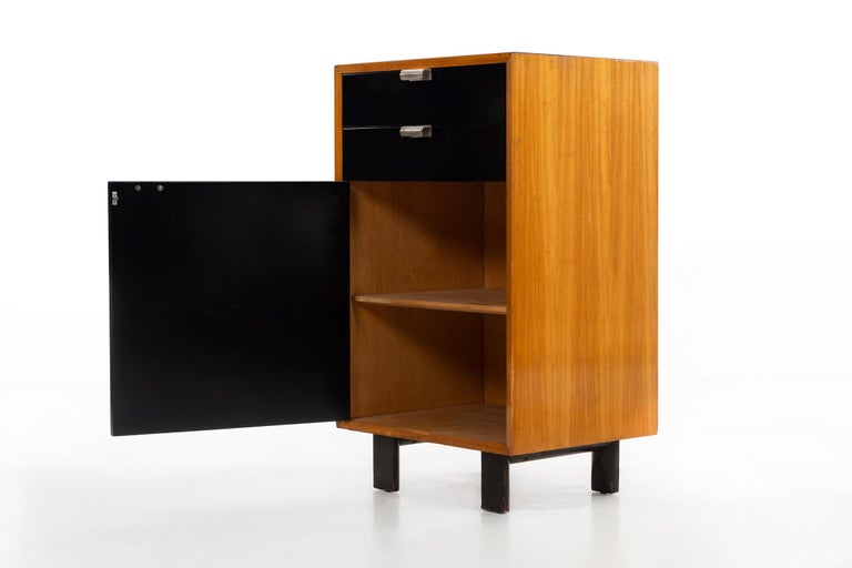 Mid-20th Century George Nelson Cabinet For Sale