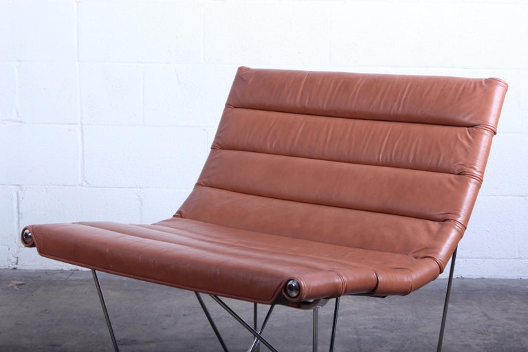 George Nelson Catenary Chair for Herman Miller In Good Condition For Sale In Dallas, TX