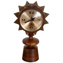 George Nelson Chess Piece Clock
