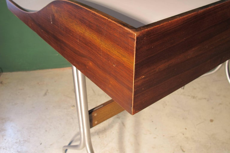 George Nelson Design, Desk 1958, Produced by Herman Miller For Sale 1