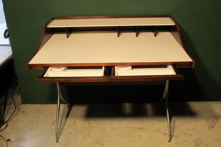 George Nelson Design, Desk 1958, Produced by Herman Miller For Sale 2