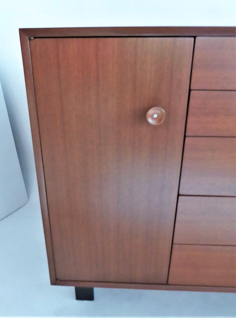 George Nelson Dresser Credenza for the Herman Miller Collection, 1950s For Sale 4