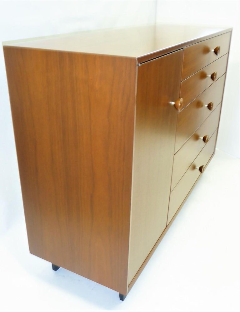 Mid-20th Century George Nelson Dresser Credenza for the Herman Miller Collection, 1950s For Sale