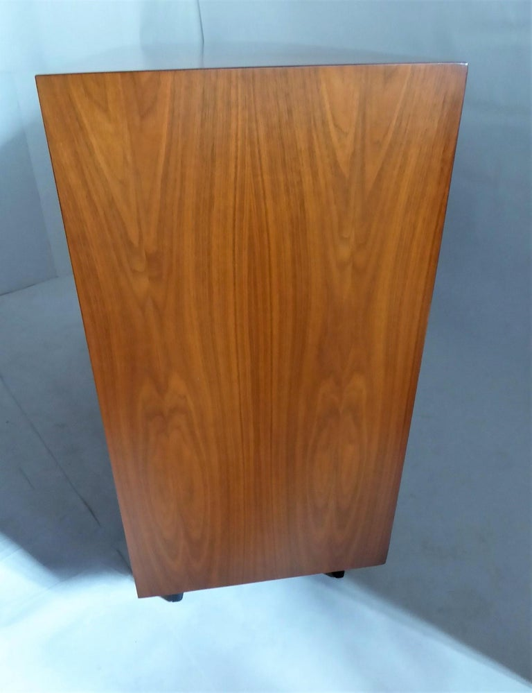 Walnut George Nelson Dresser Credenza for the Herman Miller Collection, 1950s For Sale