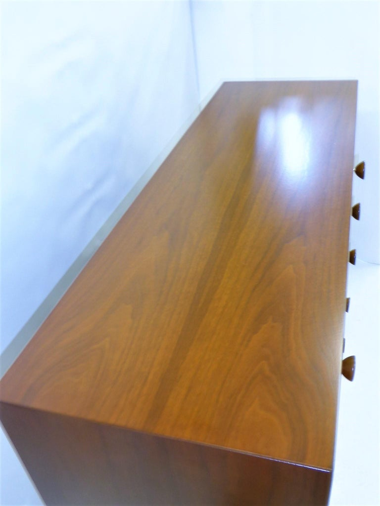 George Nelson Dresser Credenza for the Herman Miller Collection, 1950s For Sale 1