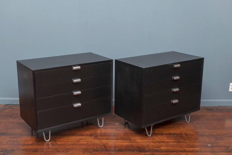 Mid-20th Century George Nelson Dressers for Herman Miller For Sale