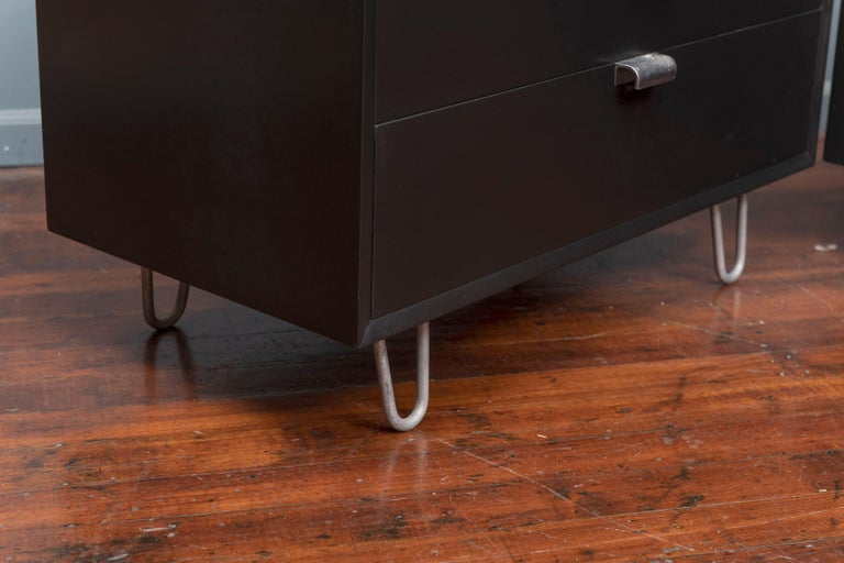 Lacquer George Nelson Dressers for Herman Miller For Sale