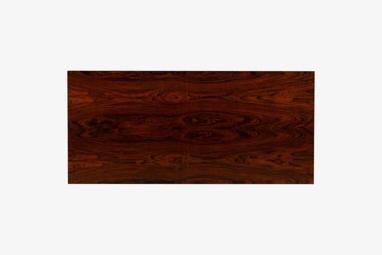 George Nelson Five-Drawer Thin Edge Rosewood Dresser For Sale 5
