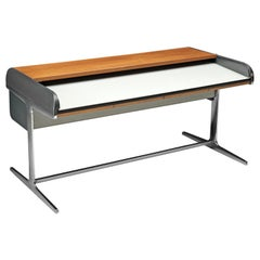 George Nelson 'Action Office 1' Roll Top Desk for Herman Miller