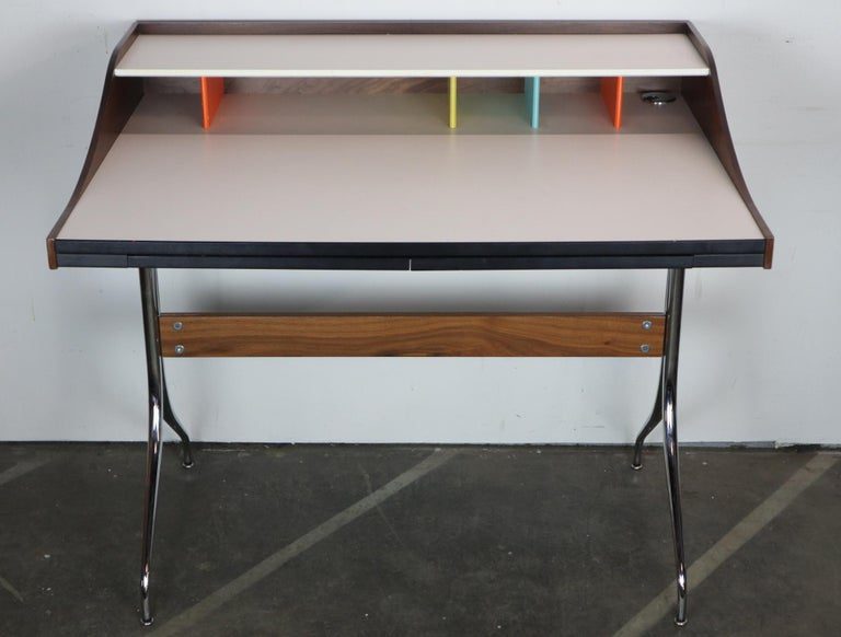 George Nelson for Herman Miller Chair and Swag Leg Desk 4