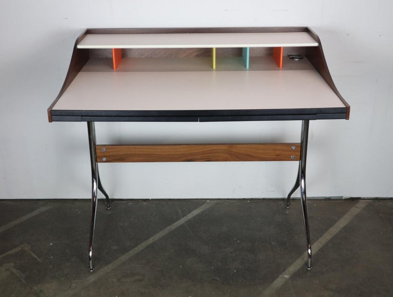 George Nelson for Herman Miller Chair and Swag Leg Desk 5
