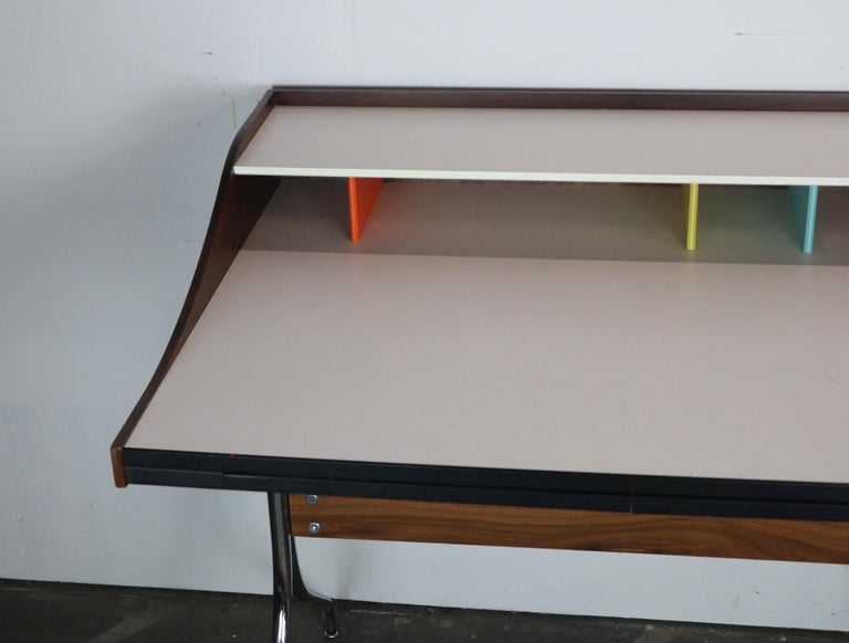 George Nelson for Herman Miller Chair and Swag Leg Desk 6