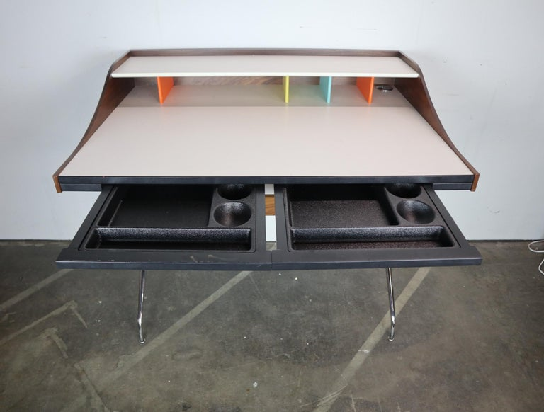 George Nelson for Herman Miller Chair and Swag Leg Desk 11