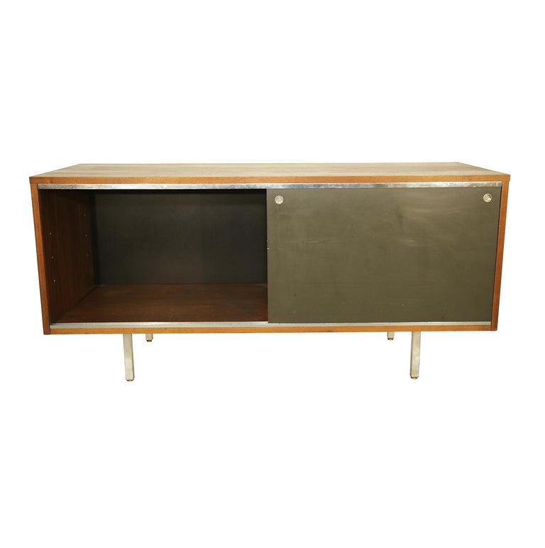 Mid-Century Modern George Nelson for Herman Miller Credenza For Sale