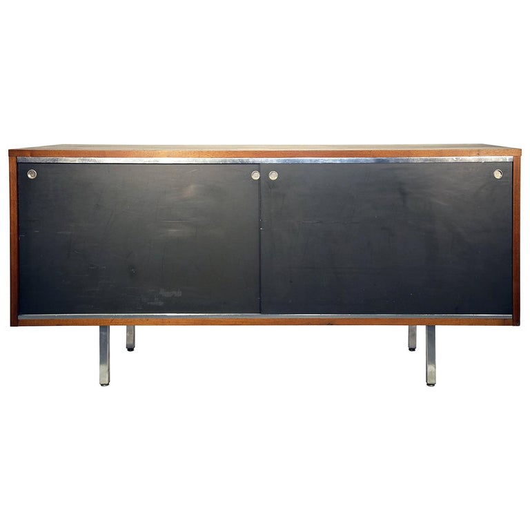 George Nelson for Herman Miller Credenza For Sale
