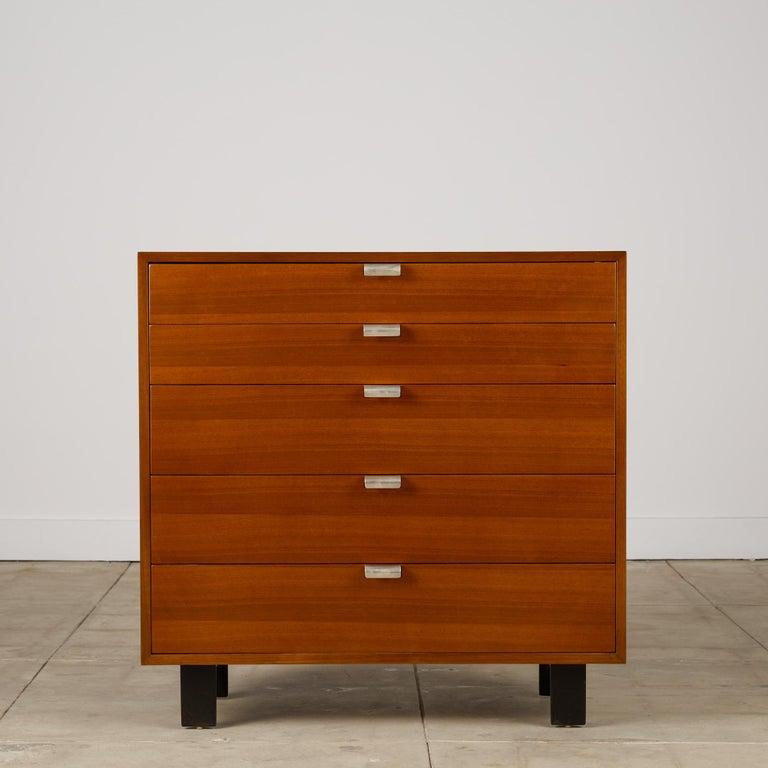 American George Nelson for Herman Miller Dresser For Sale