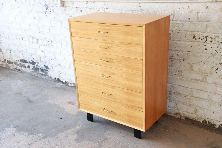 George Nelson for Herman Miller Highboy Dresser For Sale 2