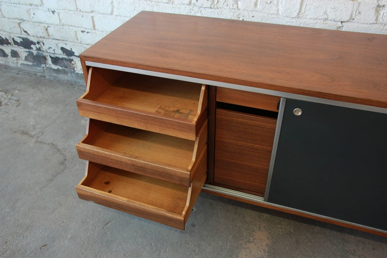 George Nelson for Herman Miller L-Shaped Executive Desk, 1950s For Sale 3