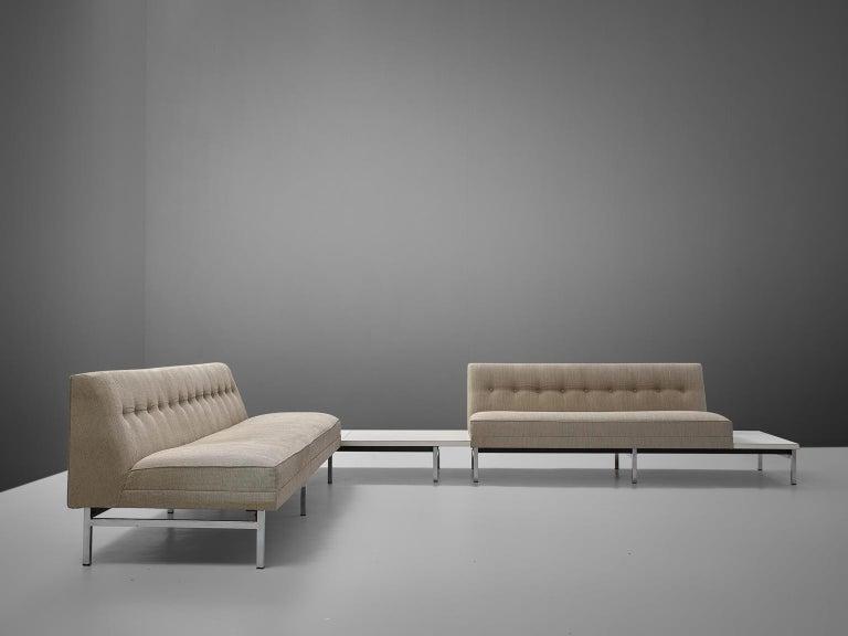 Mid-Century Modern George Nelson for Herman Miller Living Room Set For Sale