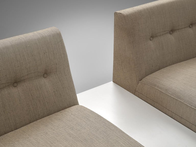 Mid-20th Century George Nelson for Herman Miller Living Room Set For Sale