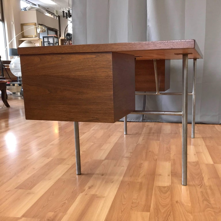 Mid 20th Century George Nelson For Herman Miller Midcentury Executive Desk