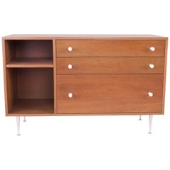 George Nelson for Herman Miller Midcentury Sideboard Credenza Media Cabinet