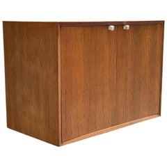 George Nelson for Herman Miller Modular Oak Utility Cabinet