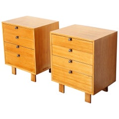 George Nelson for Herman Miller Pair of Chests or Nightstands