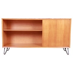 George Nelson for Herman Miller Primavera Wood Credenza or Bookcase, Refinished