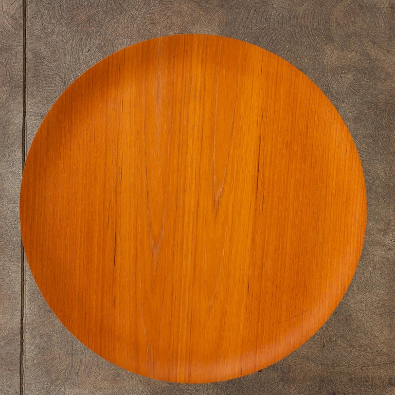 George Nelson for Herman Miller Round Side Table For Sale 3