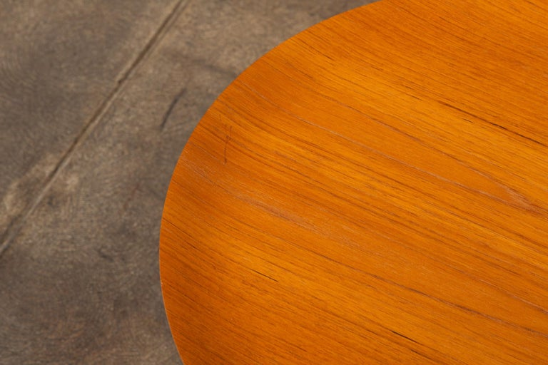 George Nelson for Herman Miller Round Side Table For Sale 4