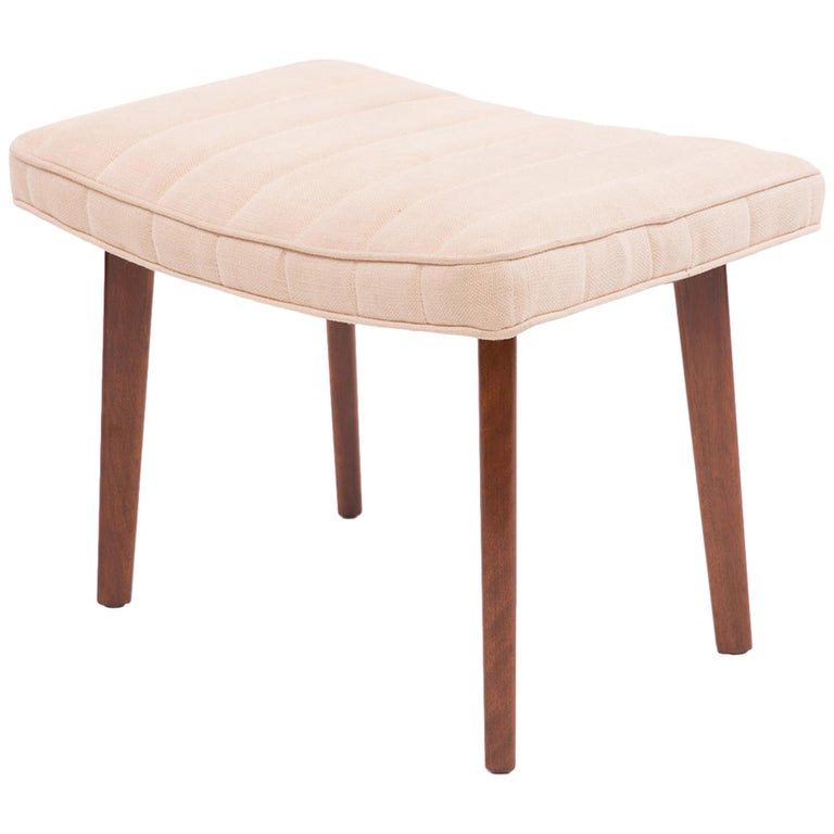 Prime George Nelson For Herman Miller Vanity Stool Or Ottoman Andrewgaddart Wooden Chair Designs For Living Room Andrewgaddartcom