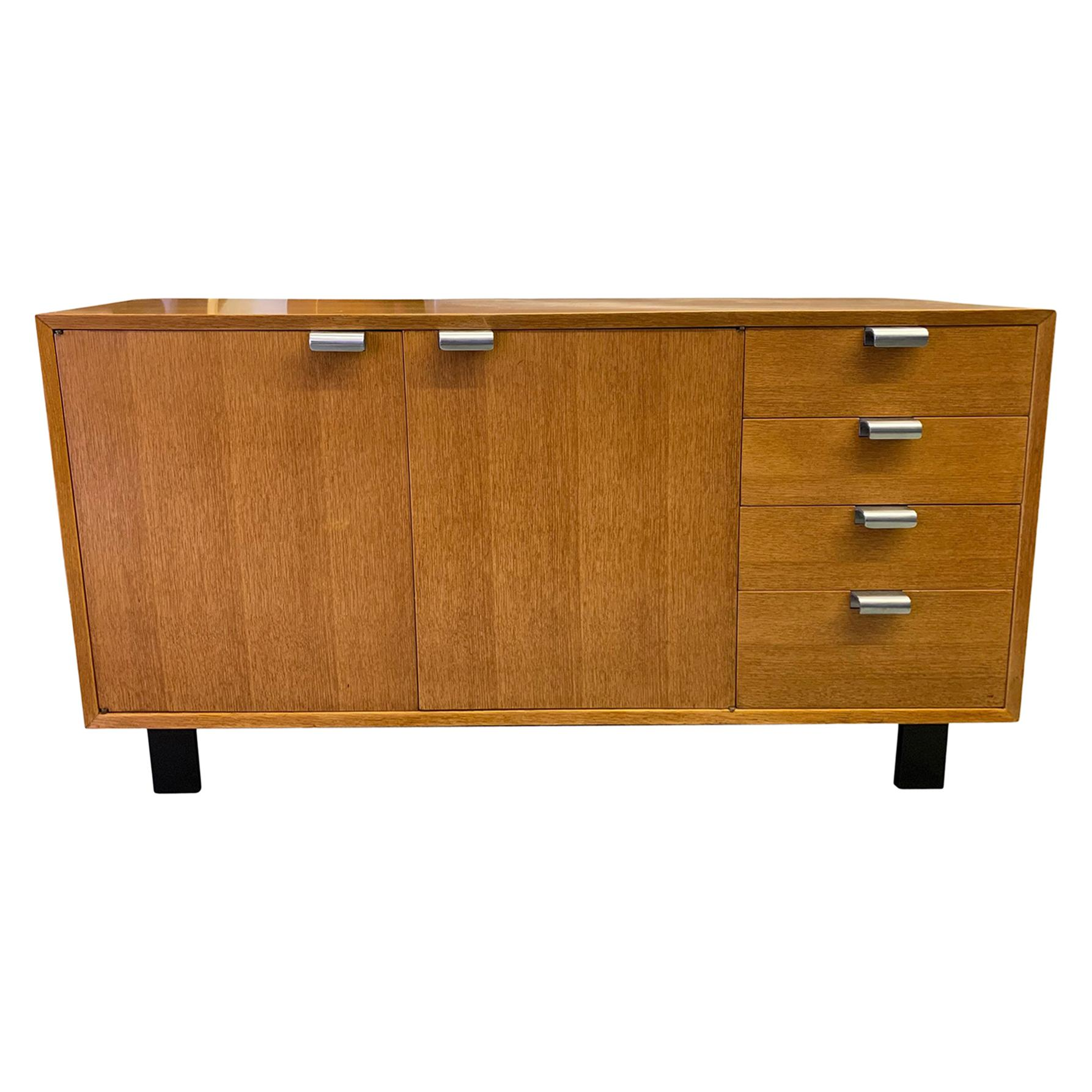 George Nelson for Herman Miller Wood Credenza