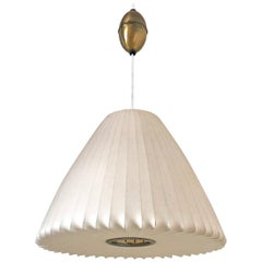 George Nelson for Howard Miller Bell Pendant Bubble Lamp