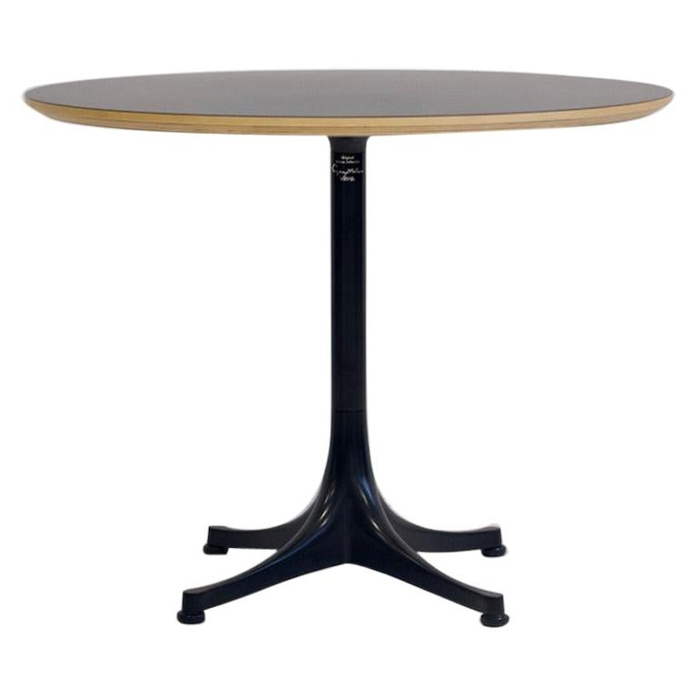 George Nelson Pedestal Coffee Table by Vitra