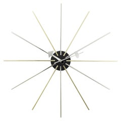George Nelson Star Clock by Vitra