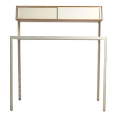 George Nelson Steelframe Desk for Herman Miller, 1950s