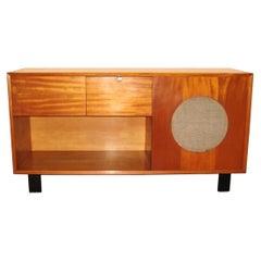 George Nelson Stereo Cabinet for Herman Miller Primavera Midcentury