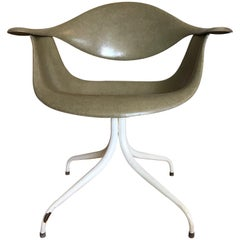 George Nelson 'Swag Leg' Chair, Herman Miller
