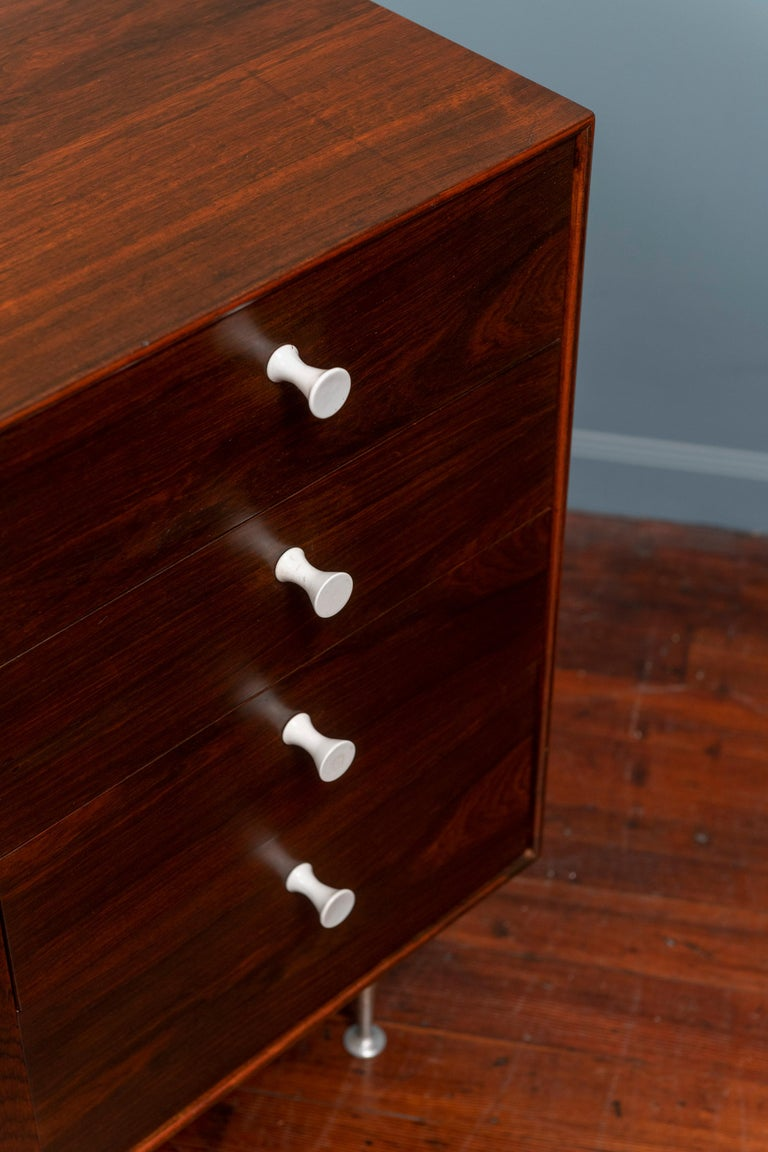 George Nelson Thin Edge Cabinet for Herman Miller For Sale 1