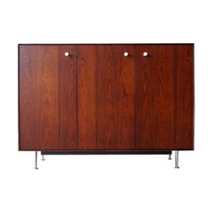 George Nelson 'Thin edge' Cabinet in Rosewood