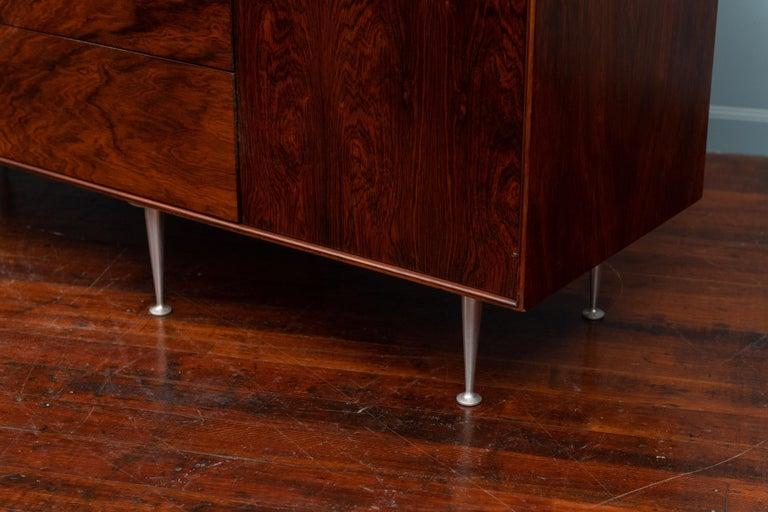 George Nelson Thin Edge Dresser for Herman Miller For Sale 1